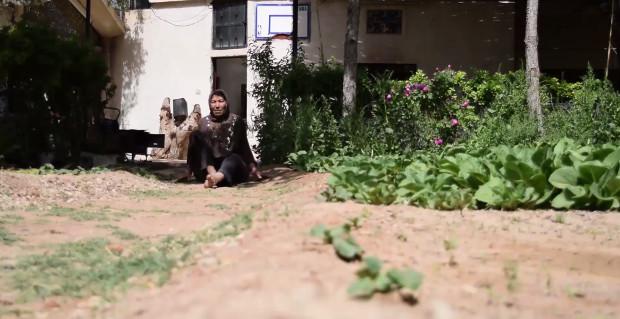 Syrie Jardin