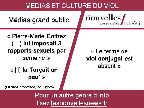 Dossier Violences Culture du viol