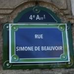 Rue de la Cité renommée rue Simone de Beauvoir