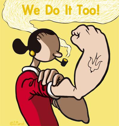 Collectif des créatrices de bande dessinée contre le sexisme
