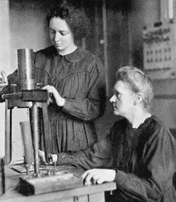 Irene_Marie_Curie_1925