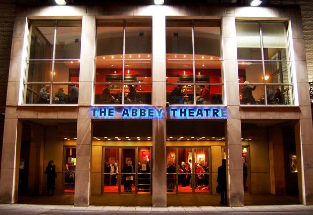 Abbey Theatre, Dublin. Par bjaglin sur Flickr. Licence CC BY 2.0