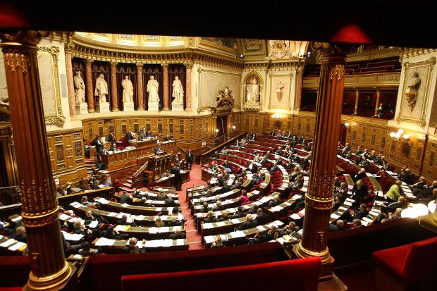 Hémicycle du Sénat © Sénat