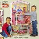 Dans le catalogue de Noël ToyPlanet en Espagne