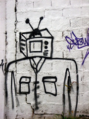 TV Head par danieltoror via Flickr (CC BY 2.0)