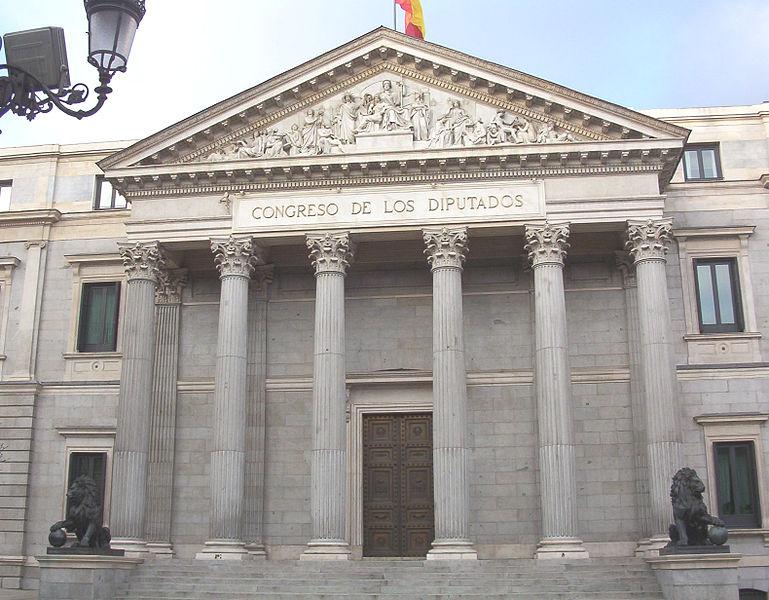 Le Congrès à Madrid