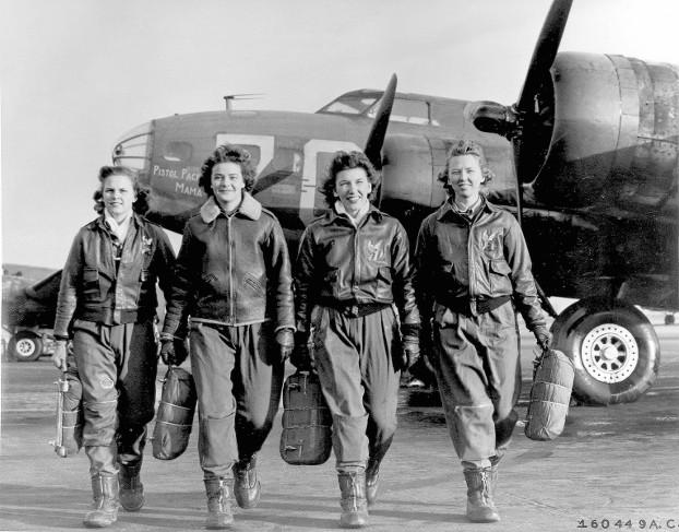 Femmes Pilotes WASP