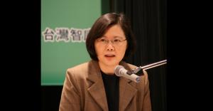 Tsai Ing-wen en 2009, via Flickr