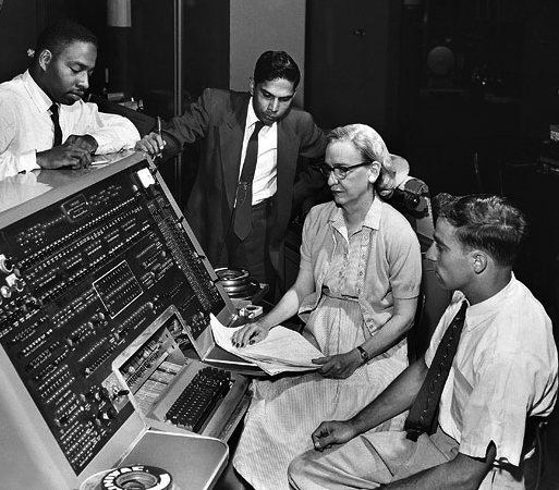 Codeuses, Grace Hopper