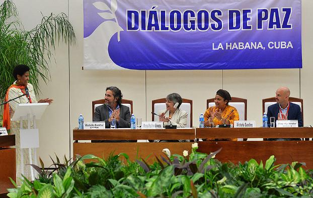 colombie paix FARC
