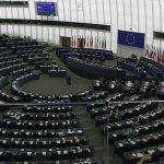 Parlement européen à Strasbourg. Par jeffowenphotos sur Flickr  (CC BY 2.0)