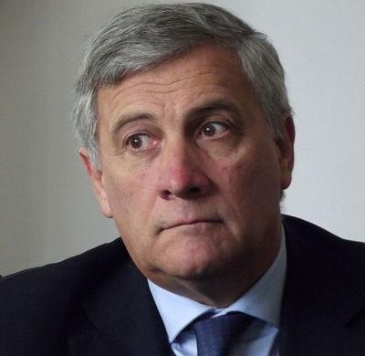Antonio Tajani, par Piotr Drabik [CC BY 2.0], via Wikimedia Commons
