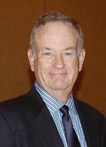 Bill O'Reilly en 2010 (CC BY 3.0)