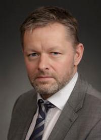 Þorsteinn Víglundsson, ministre islandais des Affaires sociales et de l'Egalité.