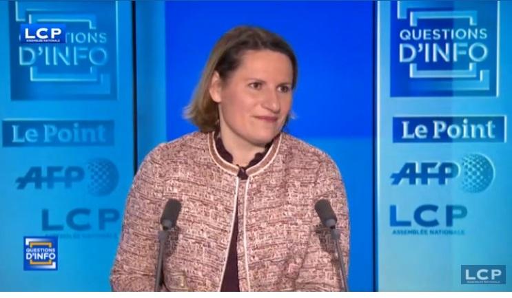 Valérie Rabault, présidente du groupe Nouvelle Gauche… bientôt groupe socialiste